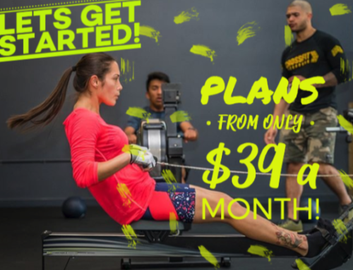 CrossFit Gym Near Kissimmee – CrossFit AfterBurn!