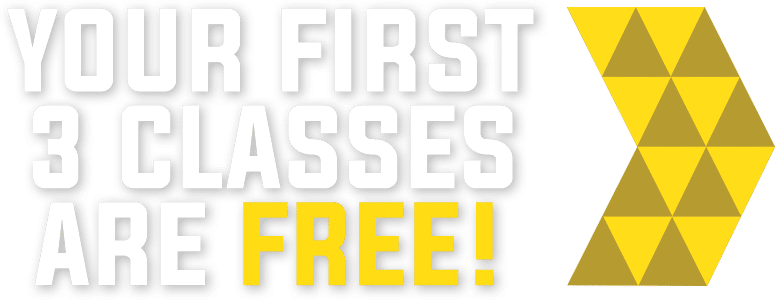 Your First 3 Classes at CrossFit Afterburn are Free